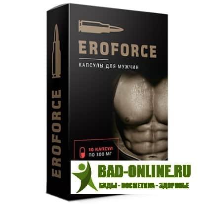 EroForce капсулы для потенции