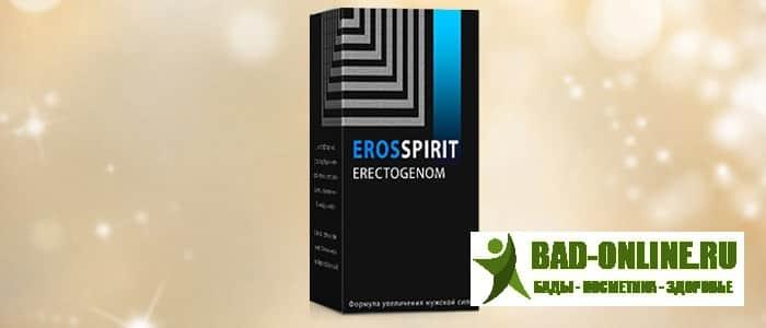 EROS SPIRIT капли для повышения потенции