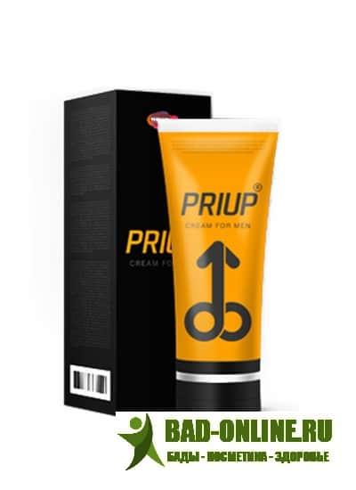 PriUp крем для увеличения члена