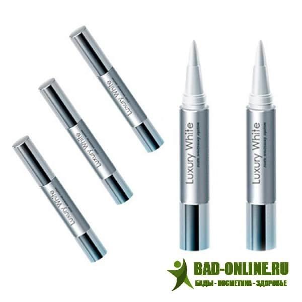 Отбеливающий карандаш Luxury White Pro