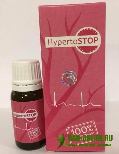 HYPERTOSTOP средство от гипертонии