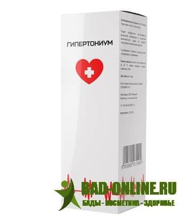 Гипертониум средство от гипертонии