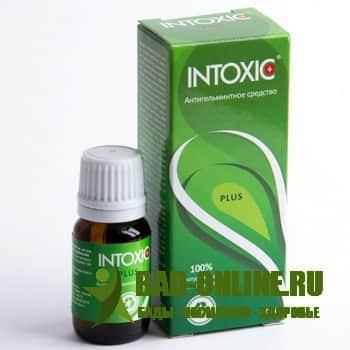 Intoxic Plus средство от паразитов
