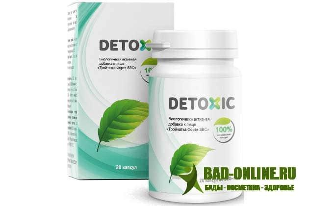 Detoxic средство от паразитов