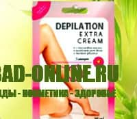Depilation Extra Cream крем для депиляции