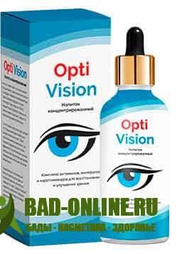 OptiVision капли редство для улучшения зрения