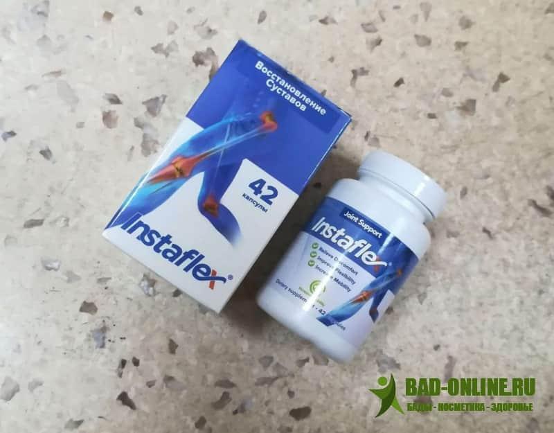 Instaflex Капсулы для здоровья суставов