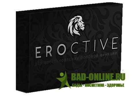 Eroctive (Эроктив) капсулы для потенции