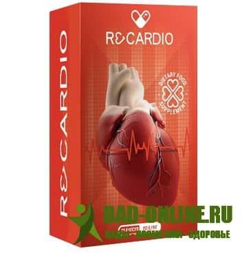 ReCardio (Ре Кардио) капсулы от гипертонии