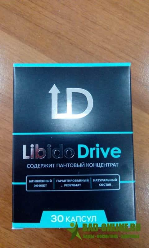 Libido Drive (Либидо Драйв) капсулы для мужчин