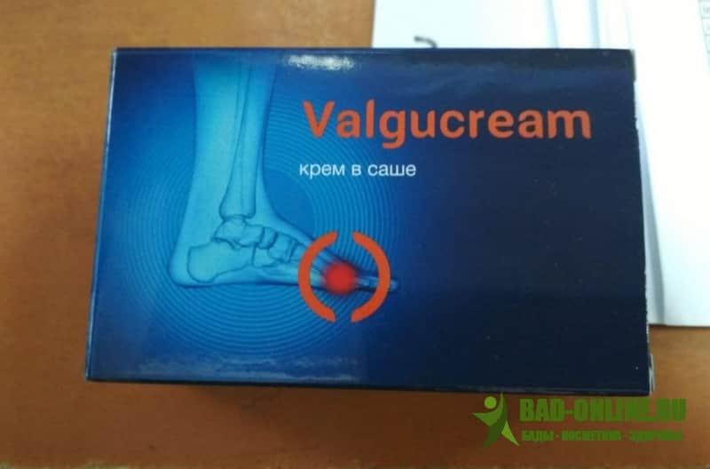 Valgucream (Вальгукрем) крем от вальгусной деформации купить