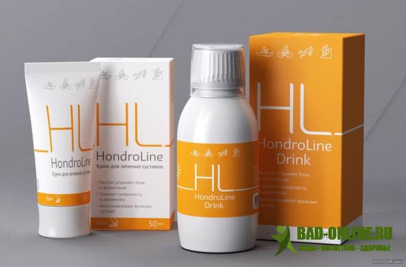 Хондролайн (Hondroline) средство от боли в суставах купить