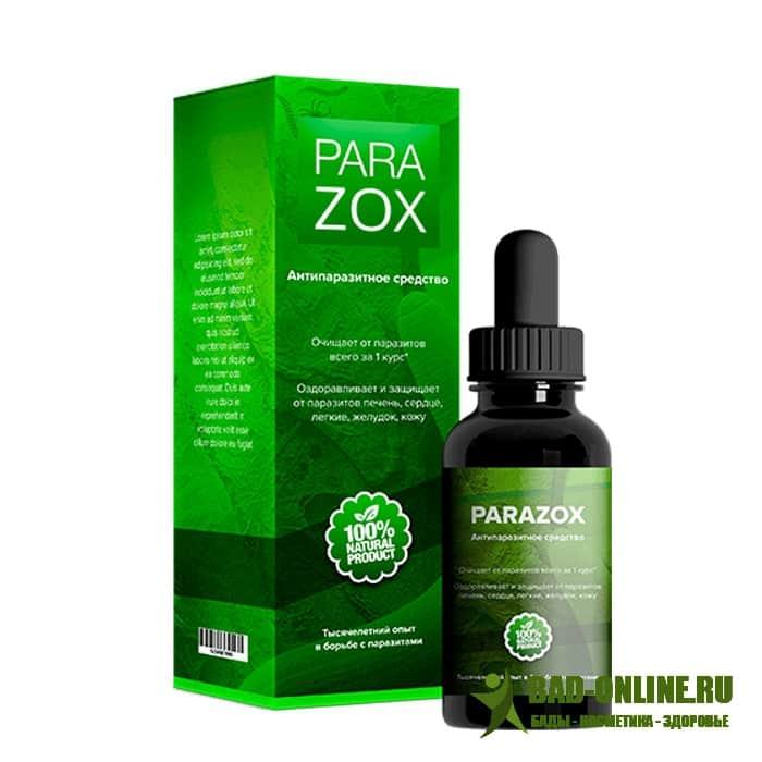 Parazox средство от паразитов купить