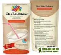 Fito Slim Balance коктейль для похудения