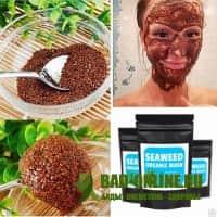 Seaweed Organic Mask маска из водорослей