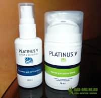 Platinus V Professional средство для роста волос