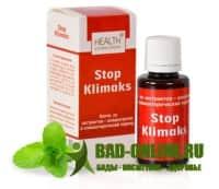 Stop Klimaks - натуральные капли от климакса
