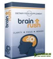 BrainRush капсулы для улучшения памяти