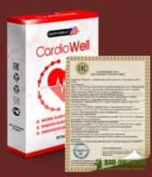 CardioWell препарат от повышенного давления