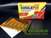 Холефикс cредство для снижения уровня холестерина купить