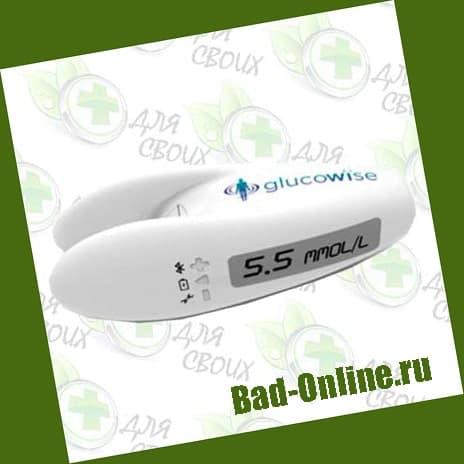 Glucowise для измерения сахара в крови на сайте Bad-Online.ru