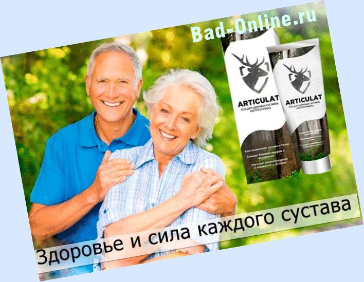 Артикулат для суставов на сайте Bad-Online.ru