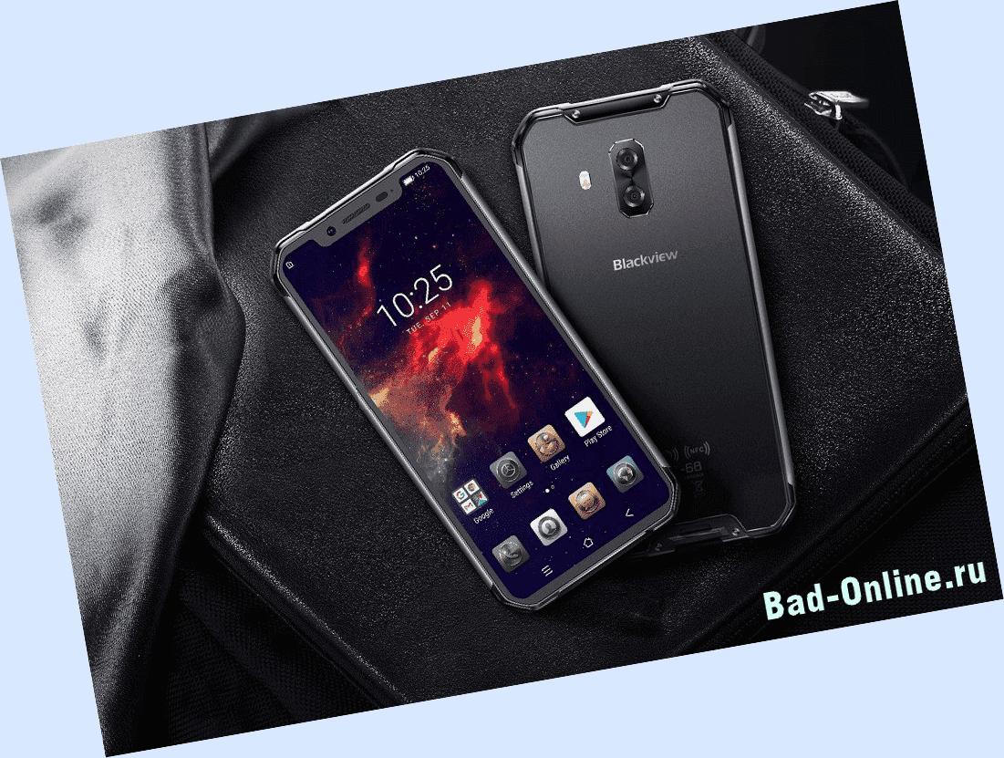 Смартфон Blackview BV9600 на сайте Bad-Online.ru