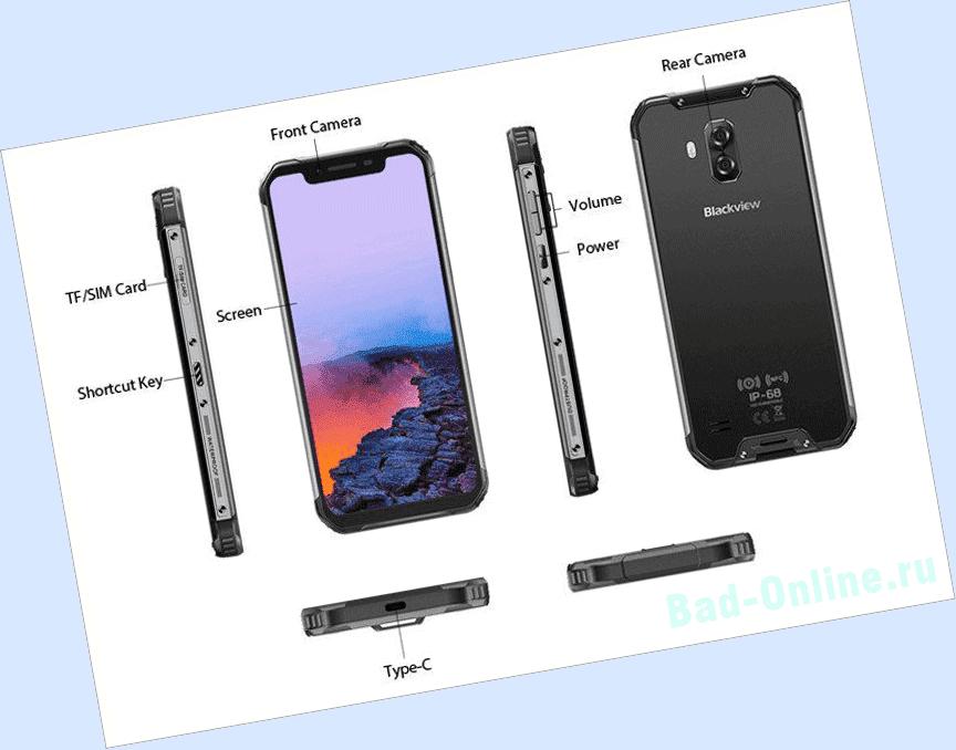 Реальные отзывы покупателей о смартфоне Blackview BV9600