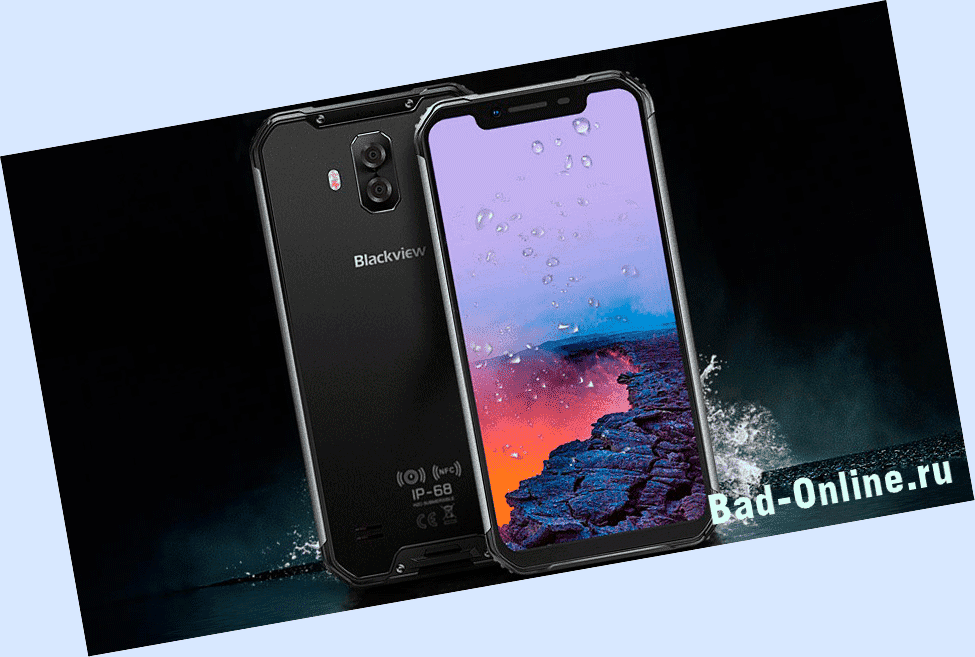 В чем преимущества смартфона Blackview BV9600?