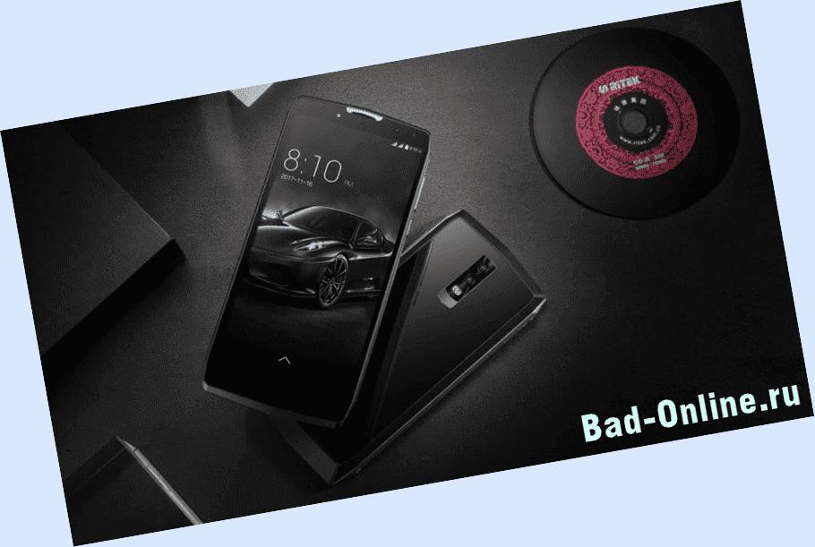 Смартфон Blackview P10000 Pro на сайте Bad-Online.ru