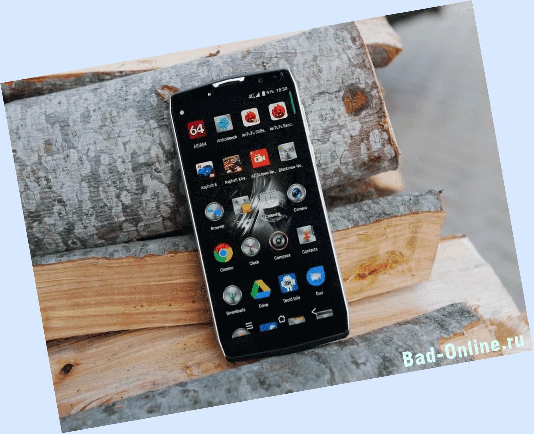 Реальные отзывы покупателей о смартфоне Blackview P10000 Pro