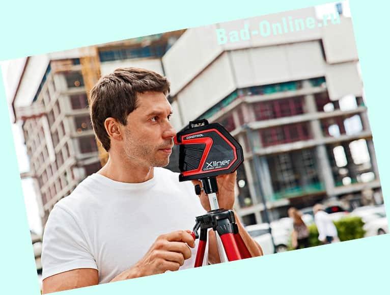 Нивелир CONDTROLXLinerDuo 360 на сайте Bad-Online.ru