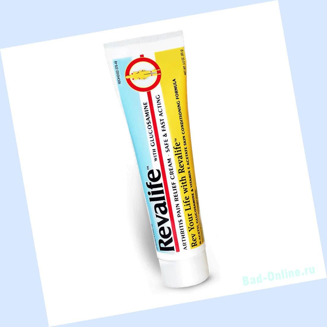 Оригинал препарата Revalife, купленный на сайте Bad-Online.ru