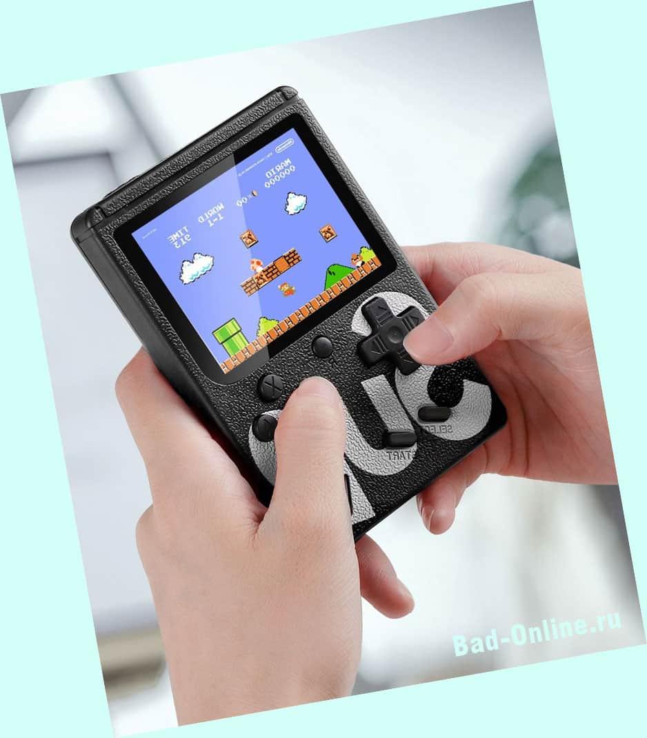 Игровая консоль SupGameboxPlus – форум потребителей